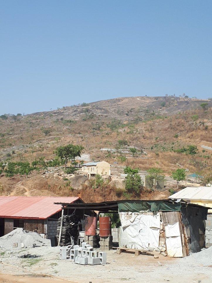 Hiking in Abuja
